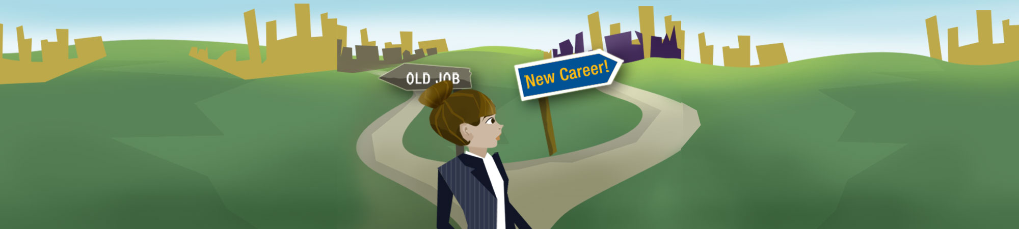 where to start when you re changing careers blog